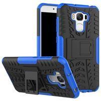 Outdoor odolný obal na mobil Asus Zenfone 3 Max ZC553KL - modrý