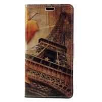 Patty peněženkové pouzdro na Asus Zenfone 4 Max ZC520KL - Eiffelka