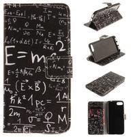 Motive PU kožené pouzdro na Asus Zenfone 4 Max ZC554KL - vzorečky