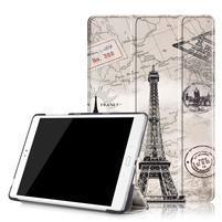 Unique polohovatelné pouzdro na tablet Asus ZenPad 3S 10 Z500M - Eiffelova věž