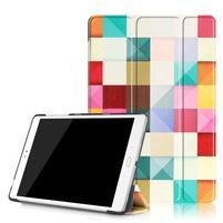 Unique polohovatelné pouzdro na tablet Asus ZenPad 3S 10 Z500M - colory
