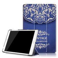 Unique polohovatelné pouzdro na tablet Asus ZenPad 3S 10 Z500M - vintage