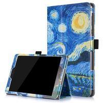 Emotive pouzdro na tablet Asus ZenPad 3S 10 Z500M - paint