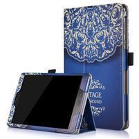 Emotive pouzdro na tablet Asus ZenPad 3S 10 Z500M - vintage