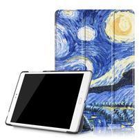 Unique polohovatelné pouzdro na tablet Asus ZenPad 3S 10 Z500M - noc