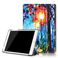 Unique polohovatelné pouzdro na tablet Asus ZenPad 3S 10 Z500M - les