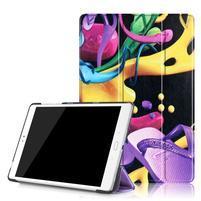 Unique polohovatelné pouzdro na tablet Asus ZenPad 3S 10 Z500M - flops