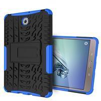 Outdoor odolný obal na tablet Samsung Galaxy Tab S2 8.0 T710/ T715 - modrý