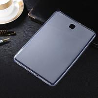 Matný gelový obal na Samsung Galaxy Tab S2 8.0 T710/ T715 - transparentní