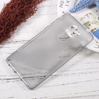 S-line gelový obal na mobil Honor 6x - šedý