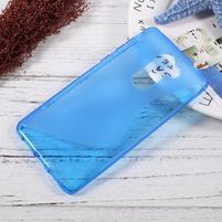 S-line gelový obal na mobil Honor 6x - modrý