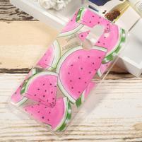 Funs gelový obal na mobil Honor 6x - melouny