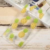 Funs gelový obal na mobil Honor 6x - ananasy