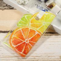 Funs gelový obal na mobil Honor 6x - citrusy