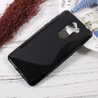 S-line gelový obal na mobil Honor 6x - černý