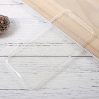 Průhledný ultratenký gelový obal na mobil HTC Desire 10 Lifestyle
