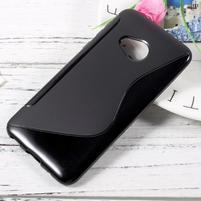 S-line gelový obal na HTC U Play - černý