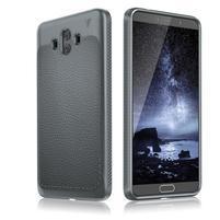 IVS odolný gelový obal s texturovanými zády na Huawei Mate 10 - šedý