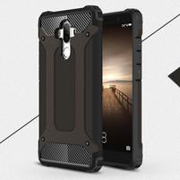 Defender odolný obal na mobil Huawei Mate 9 - černý