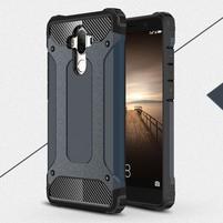 Defender odolný obal na mobil Huawei Mate 9 - tmavěmodrý