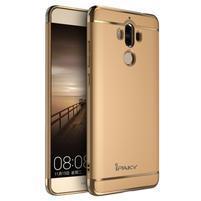 Luxusní obal 3v1 na Huawei Mate 9 - zlatý