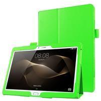 Litch dvoupolohové pouzdro na tablet Huawei MediaPad M2 10.0 - zelené