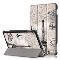Emotive polohovatelné pouzdro na Huawei MediaPad M3 Lite 10 - Eiffelova věž
