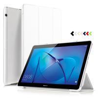 Tří polohové pouzdro na tablet Huawei MediaPad T3 10 LTE - bílé