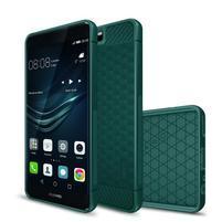 IVS hexagon odolný gelový obal na Huawei P10 - zelený