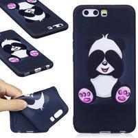 Bossi gelový obal na mobil Huawei P10 - panda