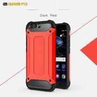 Armory odolný obal na mobil Huawei P10 - červený