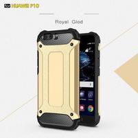Armory odolný obal na mobil Huawei P10 - zlatý