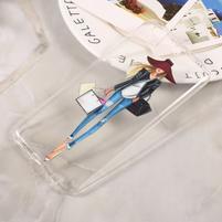 Emotive tenký gelový obal obal na mobil Huawei P10 - nákupy