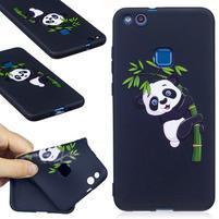 Bossy gelový obal na Huawei P10 Lite - panda na větvi