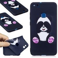 Bossy gelový obal na Huawei P10 Lite - panda
