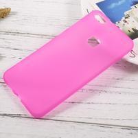 Matný anti-otiskový obal na Huawei P10 Lite - rose