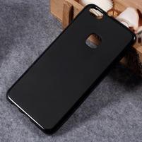 Matts gelový obal na mobil Huawei P10 Lite - černý