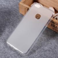 Matts gelový obal na mobil Huawei P10 Lite - průhledný