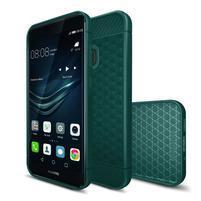 IVS hexagon gelový obal na Huawei P10 Lite - zelený