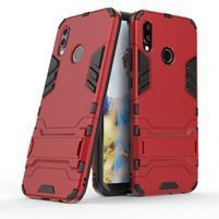 Defender odolný obal na Huawei P20 Lite - červený 3ef1926e2d2