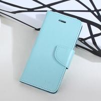 MoonStars peněženkové pouzdro na mobil Huawei P8 Lite - světlemodré