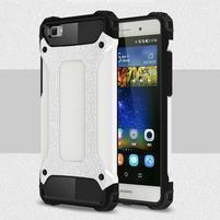 Guard outdoor odolný obal na Huawei P8 Lite - bílý