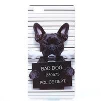 Boss gelový obal na mobil Huawei P8 Lite - Vzteklý pes