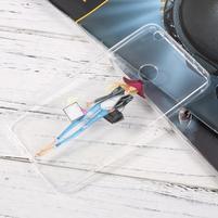Emotive tenký gelový obal na mobil Huawei P9 Lite (2017) - nákupy