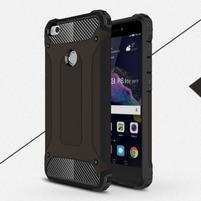 Armory odolný obal na mobil Huawei P9 Lite (2017) - černý