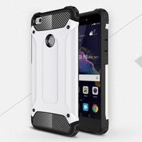 Armory odolný obal na mobil Huawei P9 Lite (2017) - bílý