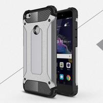 Armory odolný obal na mobil Huawei P9 Lite (2017) - šedý