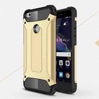 Armory odolný obal na mobil Huawei P9 Lite (2017) - zlatý