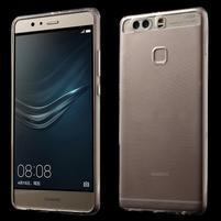 Ultratenký gelový obal na Huawei P9 Plus - transparentní