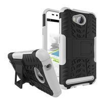 Outdoor odolný obal na mobil Huawei Y3 II - bílý